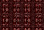 foto of lizard skin  - Dark Brown Crocodile Skin Texture  - JPG