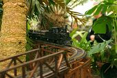 Toy Train poster