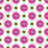 picture of dessin  - Seamless flower pattern - JPG