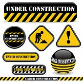 Постер, плакат: стадии строительства
