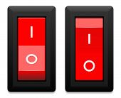 foto of toggle switch  - switch - JPG