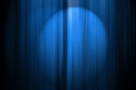 pic of curtains stage  - Computer generated illustation of a theatre stage curtain - JPG
