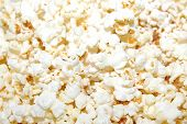 picture of matinee  - popcorn background - JPG