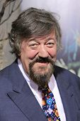 LOS ANGELES - DEC 2: Stephen Fry at the premiere of Warner Bros' 'The Hobbit: The Desolation of Smau