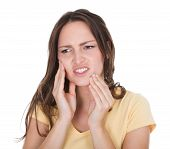 image of toothache  - Close - JPG