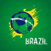 pic of brazil carnival  - Brazil football background - JPG