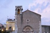 foto of messina  - Bell tower of a church - JPG
