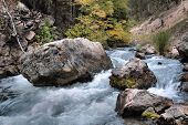 foto of spearfishing  - Taken In Spearfish Canyon Close To Spearfish South Dakota! ** Note: Slight blurriness, best at smaller sizes - JPG