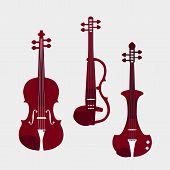Постер, плакат: Violin