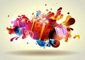 pic of christmas cards  - Christmas gifts - JPG