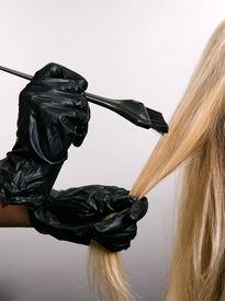 picture of hair dye  - hair dye - JPG