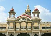 foto of saracen  - Towers and domes of the Maharajah - JPG