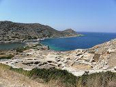 Постер, плакат: Руины древнего города Knidos