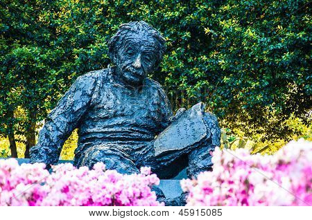 Albert Einstein Memorial USA