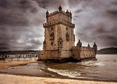 Tower of Belem (Torre de Belem) - Lisbon, Portugal