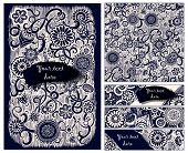 foto of batik  - Paisley batik background - JPG