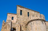 pic of swabian  - Swabian Castle of Rocca Imperiale - JPG
