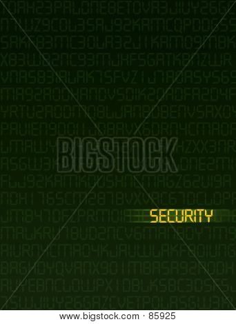 Data Security poster