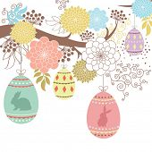picture of baby easter  - Happy Easter day  - JPG
