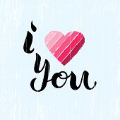 I Love You With Heart poster