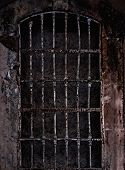 pic of cell block  - Old prison cell - JPG