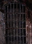 image of lockups  - Old prison cell - JPG