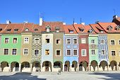 pic of tenement  - Tenement houses in Old Market Square - JPG