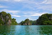 pic of unbelievable  - The unbelievable Halong Bay from boat - JPG