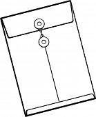 image of manila paper  - manila envelope - JPG