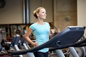stock photo of gym workout  - sport - JPG