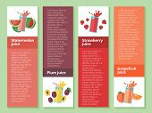 picture of fruit shake  - Fruit smoothie collection - JPG