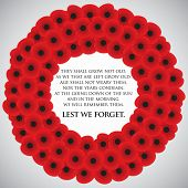 pic of world war one  - Remembrance Day  - JPG