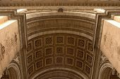 Arc De Triomphe Ceiling Rework poster