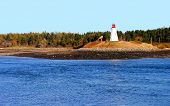 Mulholland Lighthouse, New Brunswick, Canada