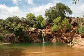 picture of infernos  - waterfall  - JPG