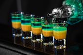 Shots In Nightclub