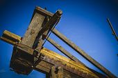 pic of parador  - Medieval siege weapons - JPG