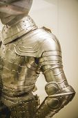 pic of armor suit  - Security Medieval iron armor - JPG
