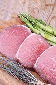 picture of bundle  - prime fillet meat  - JPG