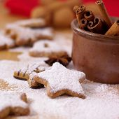 Gingerbreads and Cinnamon