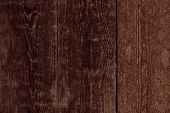Red Wooden Boards In Vintage Style.  Brown Wooden Table. Old Wall Wooden Vintage Floor. Design Conce poster