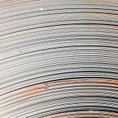 Steel Sheets Rolled Up Into Rolls. Export Steel. Packing Of Steel For Transportation. poster