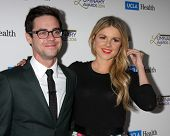 LOS ANGELES - JAN 22:  Kevin Manno, Ali Fedotowsky at the UCLA Head and Neck Surgery Luminary Awards