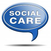 social care or security healthcare pension disability welfare