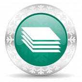 pic of gage  - layers green icon - JPG