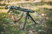 foto of guns  - German Guns Of World War II  - JPG