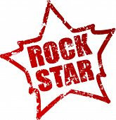 stock photo of rock star  - Rock stars  - JPG