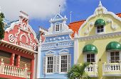 stock photo of west indies  - Typical dutch design architecture  - JPG