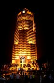 Menara Public Bank At Night