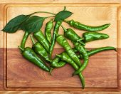 foto of jimmy  - Mess of Green Peppers - JPG